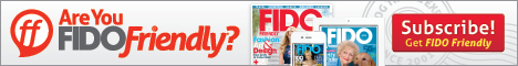 Subscribe to Fido Friendly Magazine---Leave no dog behind!