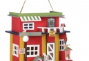 """Animal Shelter Themed Birdhouse"""