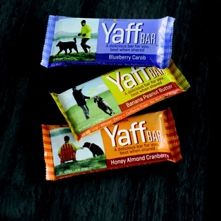 YaffBar - Dog Safe, Dog Tested!
